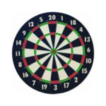 Halex Competition Paper Wound Dartboard