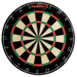 Halex Tournament Bristle Dartboard