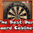 The best dart board cabinets