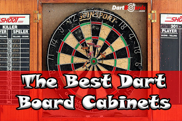 The Best 10 Dart Board Cabinets Autumn 2018
