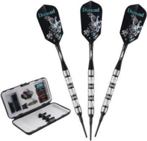Viper Diamond 90% Tungsten Soft Tip Darts