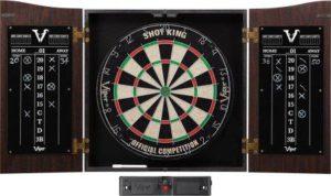 Viper Vault cabinet dart board