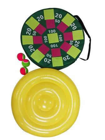 Heemika inflatable dart ball game