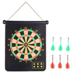 Rabosky Roll-up Magnetic Dart Board