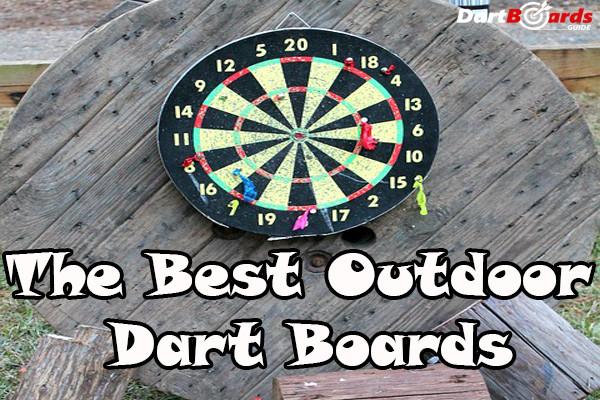 The best outdoor dart boards
