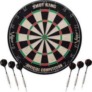 Viper Shot King Sisal - Bristle Steel Tip