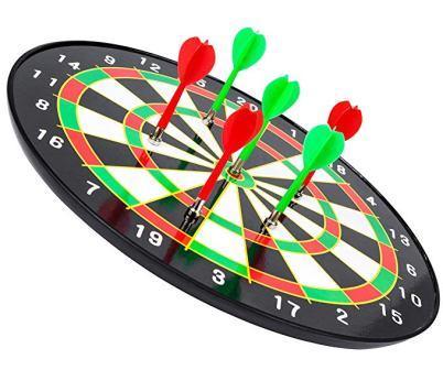 kids magnetic dart board