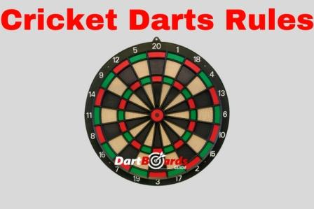 Cricket Darts Rules