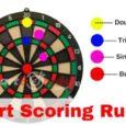Dart Scoring Rules