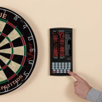 Digital Dart Scorer