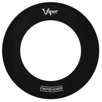 Viper Defender Backboard & Sisal-Bristle Steel Tip Dartboard Bundle