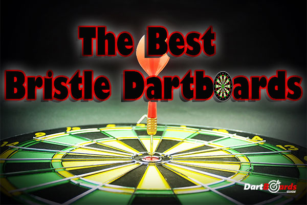 Best 15 Bristle Dartboards In 2018 Play On Professional