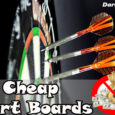 Cheap dart boards