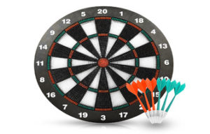 Cheap soft tip dart boards