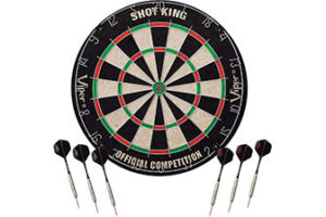 Viper Shot King professional dartboard