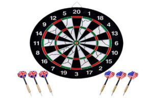 cheap dartboards