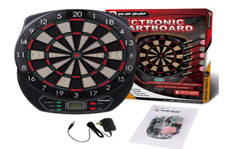 cheap electronic dart boards