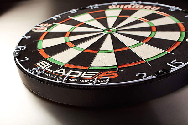 professional bristle dartboards